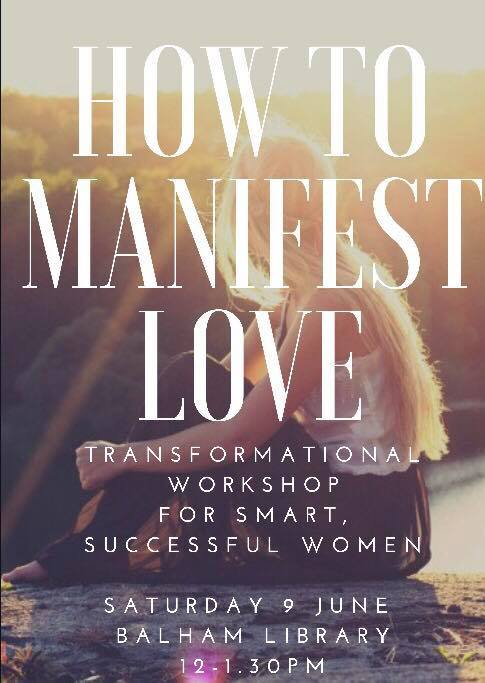 Manifest Love Workshop: Transformative Tools for Attracting Your Dream Mate