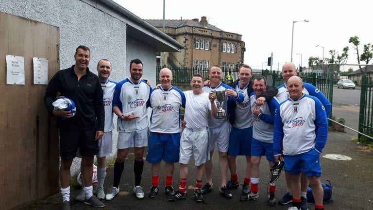 Bo'ness Fairs Cup 2016