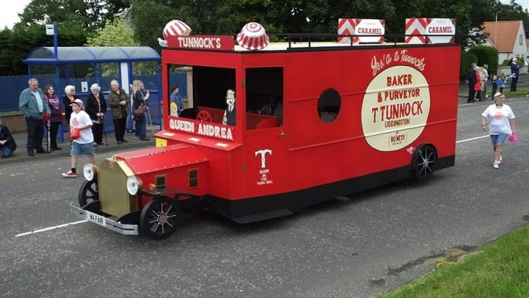 Bo'ness Hill Climb Revival – Fair Float