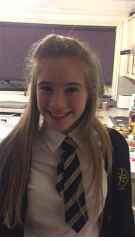 2018 Retinue Chosen By St Mary's Primary