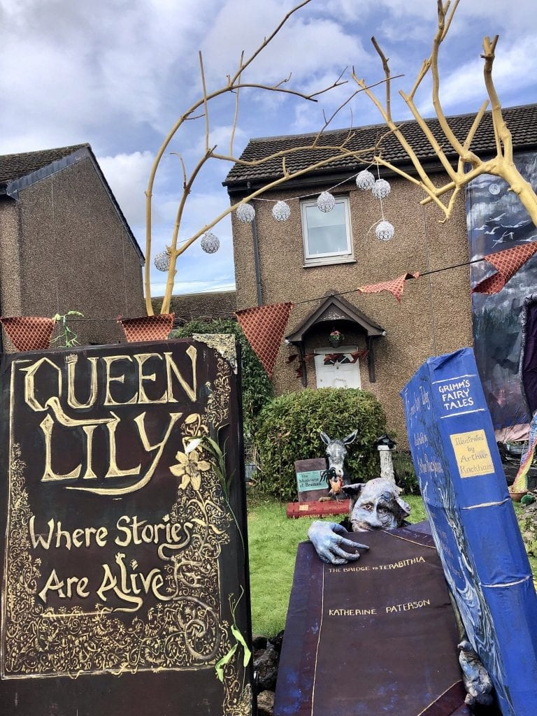 Frontages Found Fit For A Queen