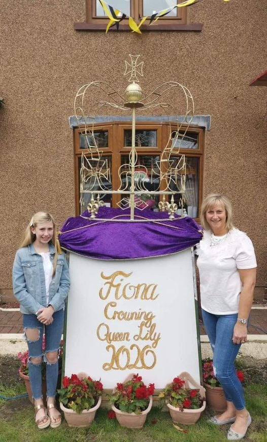 Queen Lily First Visit To See Fiona Who Crowned Her