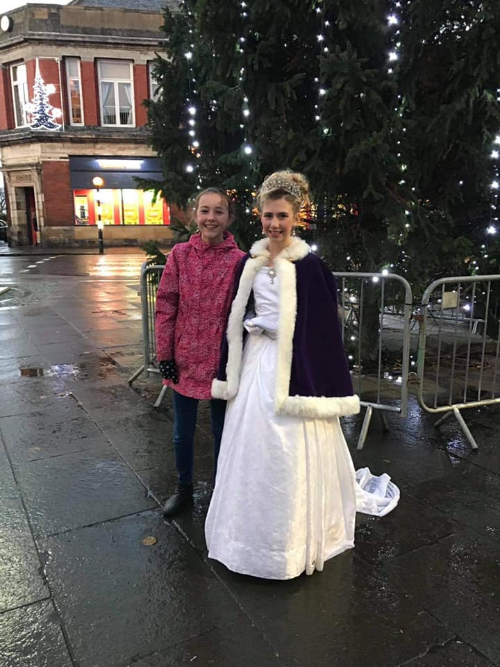 Queens Christmas Message