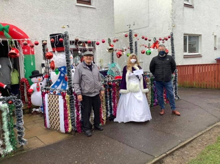 First Christmas Frontage Competition